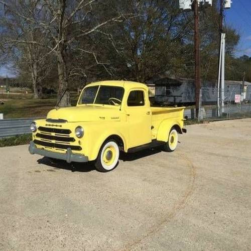 1949 Dodge Pilot House Pickup For Sale (picture 1 of 5)