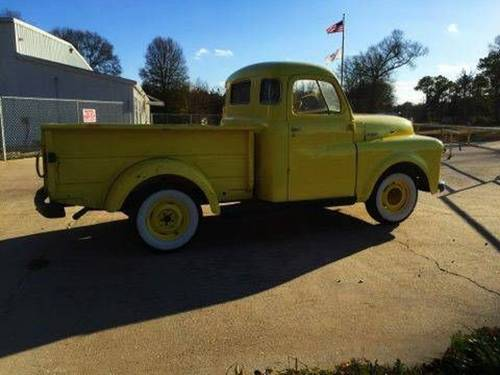 1949 Dodge Pilot House Pickup For Sale (picture 2 of 5)