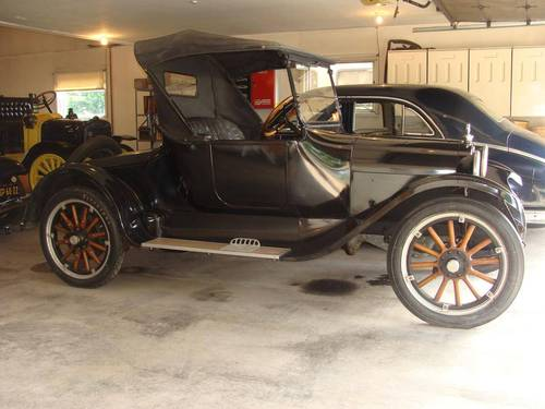 1922 Dodge Brothers Roadster For Sale (picture 1 of 6)