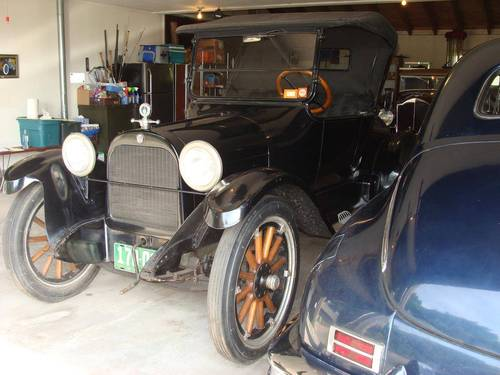 1922 Dodge Brothers Roadster For Sale (picture 2 of 6)