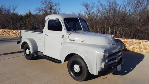 1951 Dodge B3 5-W Pickup For Sale (picture 1 of 6)