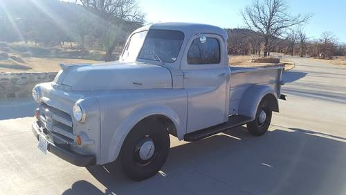 1951 Dodge B3 5-W Pickup For Sale (picture 2 of 6)