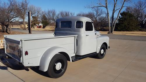 1951 Dodge B3 5-W Pickup For Sale (picture 3 of 6)