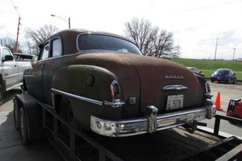 1950 Dodge Coronet 2DR Sedan For Sale (picture 4 of 4)
