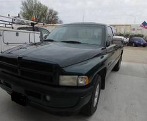 1997 Dodge Ram 1500 Sport Pickup For Sale (picture 1 of 4)