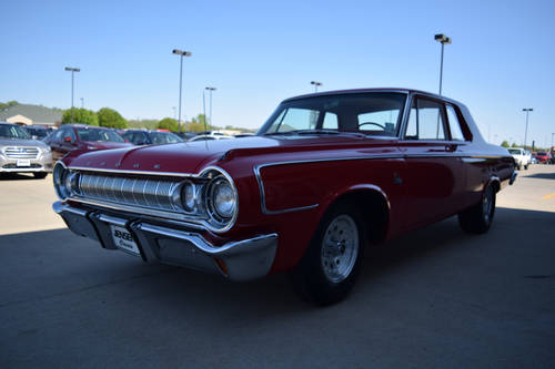 1964 Dodge 330 Coupe SOLD (picture 1 of 6)