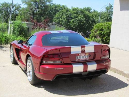 2008 Dodge Viper SRT10 Coupe For Sale (picture 3 of 6)