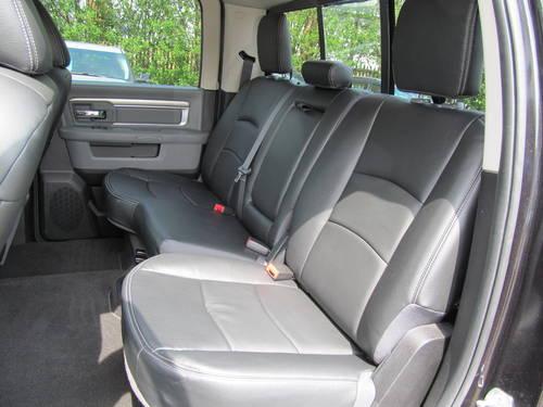 '17 Reg Dodge Ram 1500 Crew Cab 5.7L V8 Auto 4x4  SOLD (picture 3 of 6)