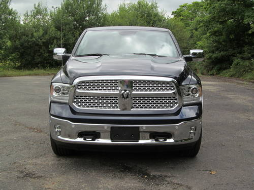 67 reg DODGE RAM 1500 5.7L V8 4x4 Crew Cab LARAMIE For Sale (picture 1 of 6)