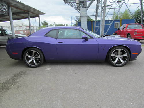 2016 Dodge Challenger R/T Shaker 5.7L V8 Auto SOLD (picture 2 of 6)
