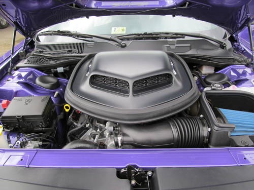 2016 Dodge Challenger R/T Shaker 5.7L V8 Auto SOLD (picture 4 of 6)