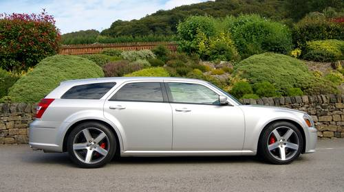 dodge magnum srt8 2006 hemi sold mopar tourer sports cars classic via been