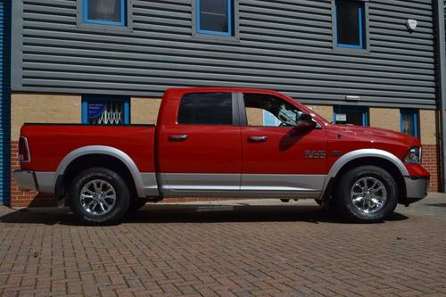 2014 Dodge RAM 1500 5.7i HEMI Crew Cab LARAMIE SOLD (picture 3 of 6)