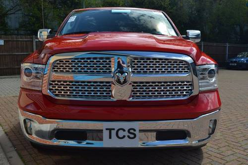 2014 Dodge RAM 1500 5.7i HEMI Crew Cab LARAMIE SOLD (picture 4 of 6)
