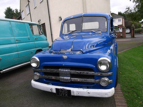1953 Dodge Step Side Pick up, 351 V8 5759cc Cool Hot Rod, Rat rod SOLD (picture 2 of 6)