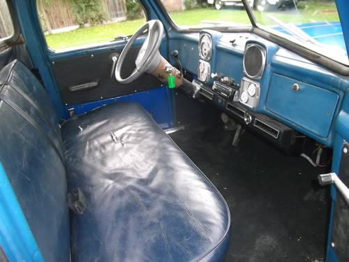 1953 Dodge Step Side Pick up, 351 V8 5759cc Cool Hot Rod, Rat rod SOLD (picture 5 of 6)