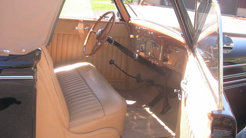 1936 Dodge D2 Rumble Seat Convertible Coupe  For Sale (picture 3 of 6)