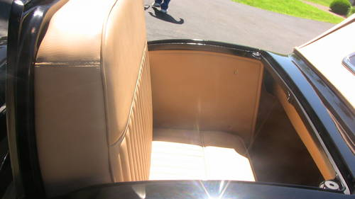 1936 Dodge D2 Rumble Seat Convertible Coupe  For Sale (picture 4 of 6)