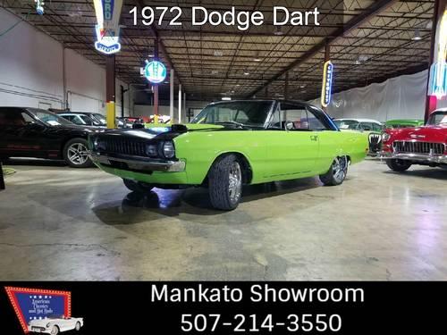 1972 Dodge dart Resto Mod  For Sale (picture 1 of 6)