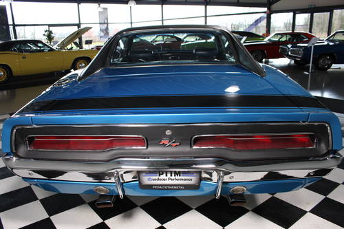 1969 Dodge Charger RT, Numbers match & restored ! For Sale (picture 4 of 6)