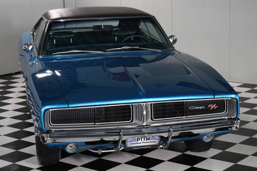 1969 Dodge Charger RT, Numbers match & restored ! For Sale (picture 5 of 6)