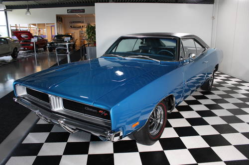 1969 Dodge Charger RT, Numbers match & restored ! For Sale (picture 6 of 6)