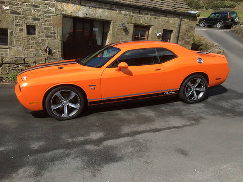 2014 Dodge Challenger R/T 100th Anniversary SOLD (picture 2 of 6)