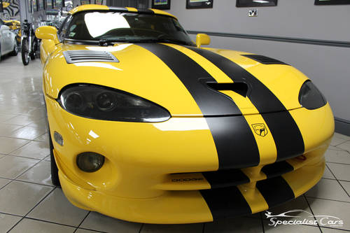 Dodge Viper RT/10 Supercharged 700+ HP For Sale (picture 1 of 6)