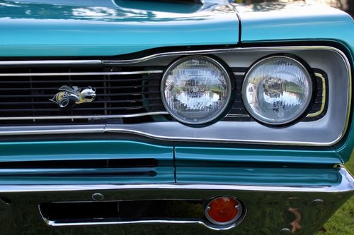 1969 Dodge Hemi 426 'Super Bee' V8 For Sale (picture 5 of 6)