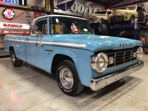 1966 Dodge 100 Pickup For Sale (picture 2 of 6)