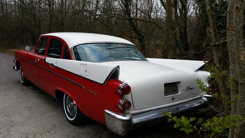 1958 DODGE CORONET SWEPT WING , FILM VEHICLE DISPOSAL For Sale (picture 2 of 6)