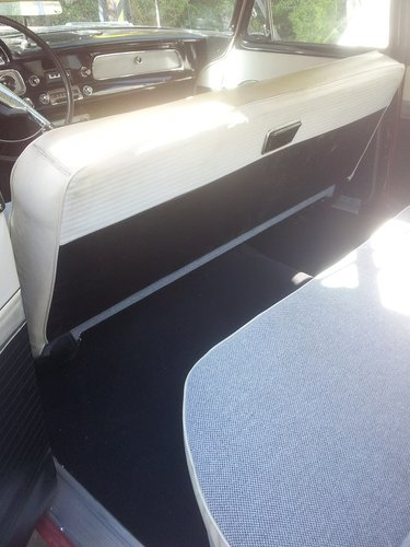 1958 DODGE CORONET SWEPT WING , FILM VEHICLE DISPOSAL For Sale (picture 6 of 6)