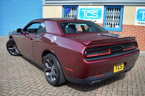 2017 Dodge Challenger SXT Plus Automatic For Sale (picture 2 of 6)