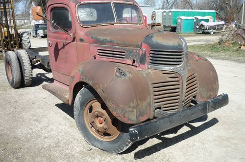 1946 Dodge 1 1/2 Ton Truck For Sale (picture 2 of 6)