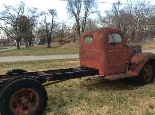1946 Dodge 1 1/2 Ton Truck For Sale (picture 5 of 6)