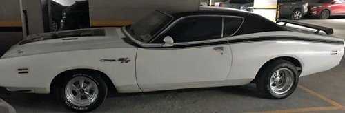 DODGE CHARGER 1971 For Sale by Auction (picture 1 of 4)
