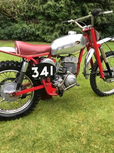 DOT 250 Demon Scrambler 1964.