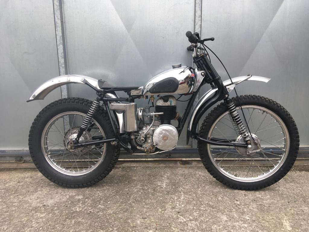 1960 DOT CLASSIC PRE 65 TRIALS VERY TRICK £3995 OFFERS PX TIGER C For Sale (picture 1 of 6)