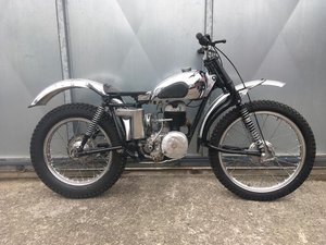 1960 DOT CLASSIC PRE 65 TRIALS VERY TRICK £3995 OFFERS PX TIGER C For Sale