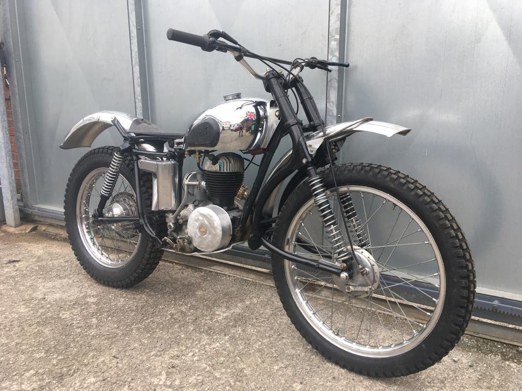 1960 DOT CLASSIC PRE 65 TRIALS VERY TRICK £3995 OFFERS PX TIGER C For Sale (picture 4 of 6)