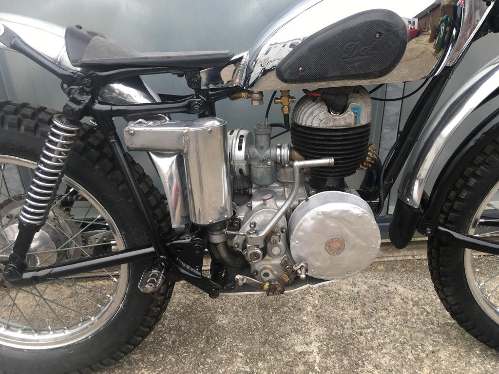 1960 DOT CLASSIC PRE 65 TRIALS VERY TRICK £3995 OFFERS PX TIGER C For Sale (picture 5 of 6)
