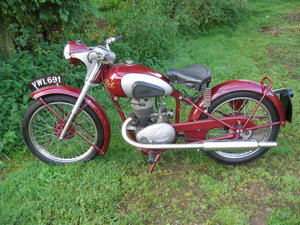 1954 DOT Model R For Sale by Auction