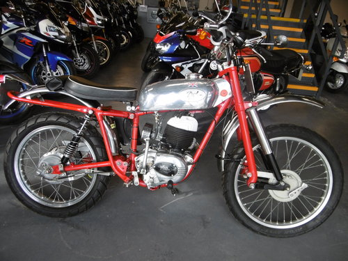 1957 DOT250 TRIALS BIKE ROAD LEGAL RESTORED  SOLD (picture 1 of 6)