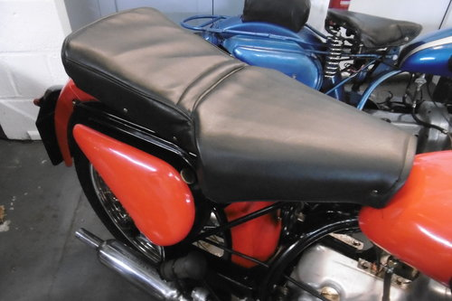 1954 Douglas Mk 5 Rare . Great condition lots of patina SOLD (picture 5 of 6)