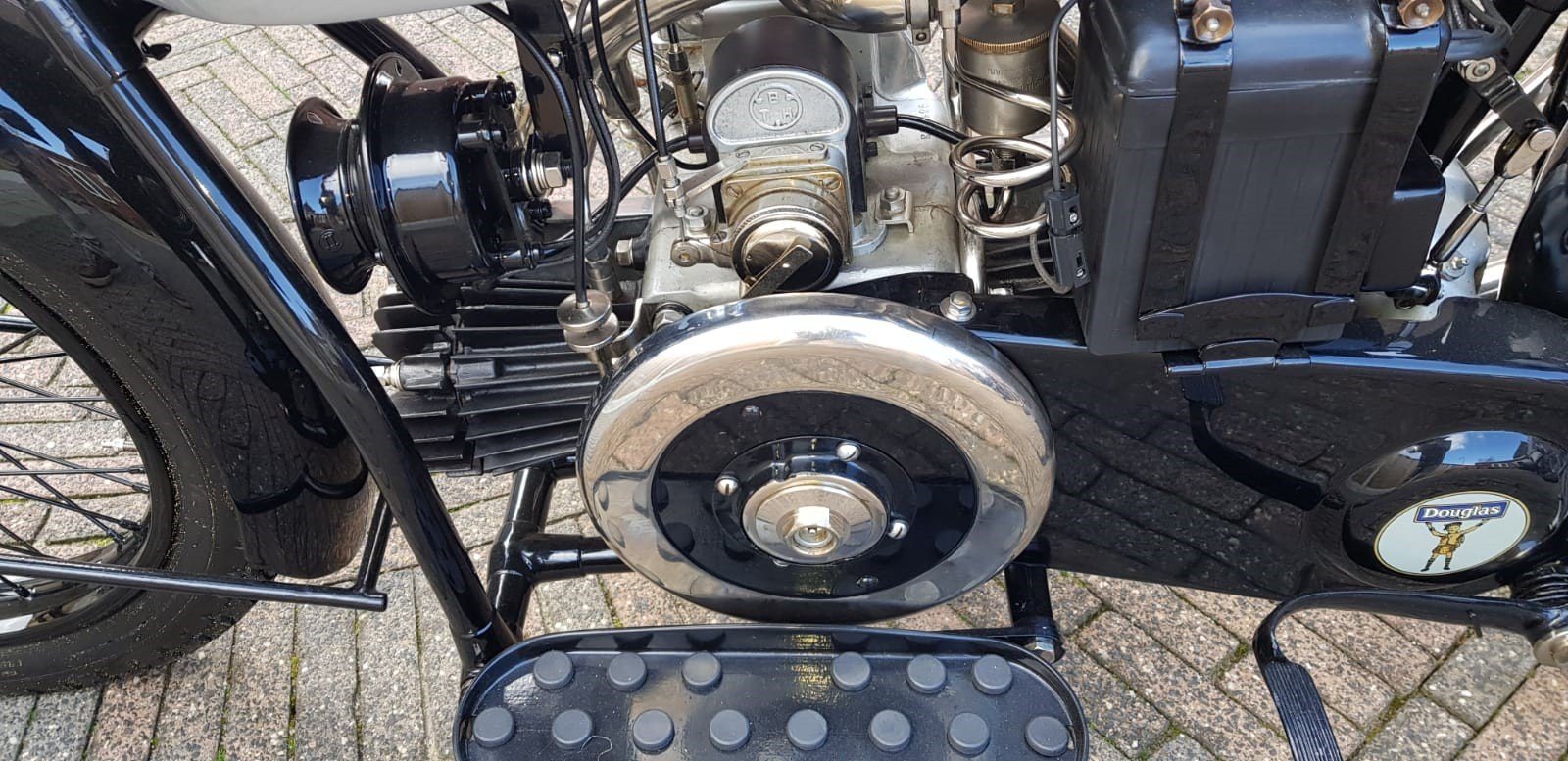 Douglas 1929 600cc SOLD (picture 2 of 6)