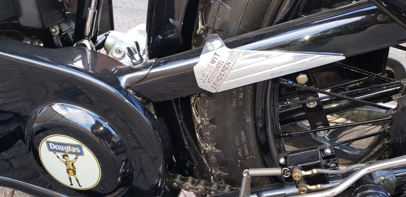 Douglas 1929 600cc SOLD (picture 3 of 6)