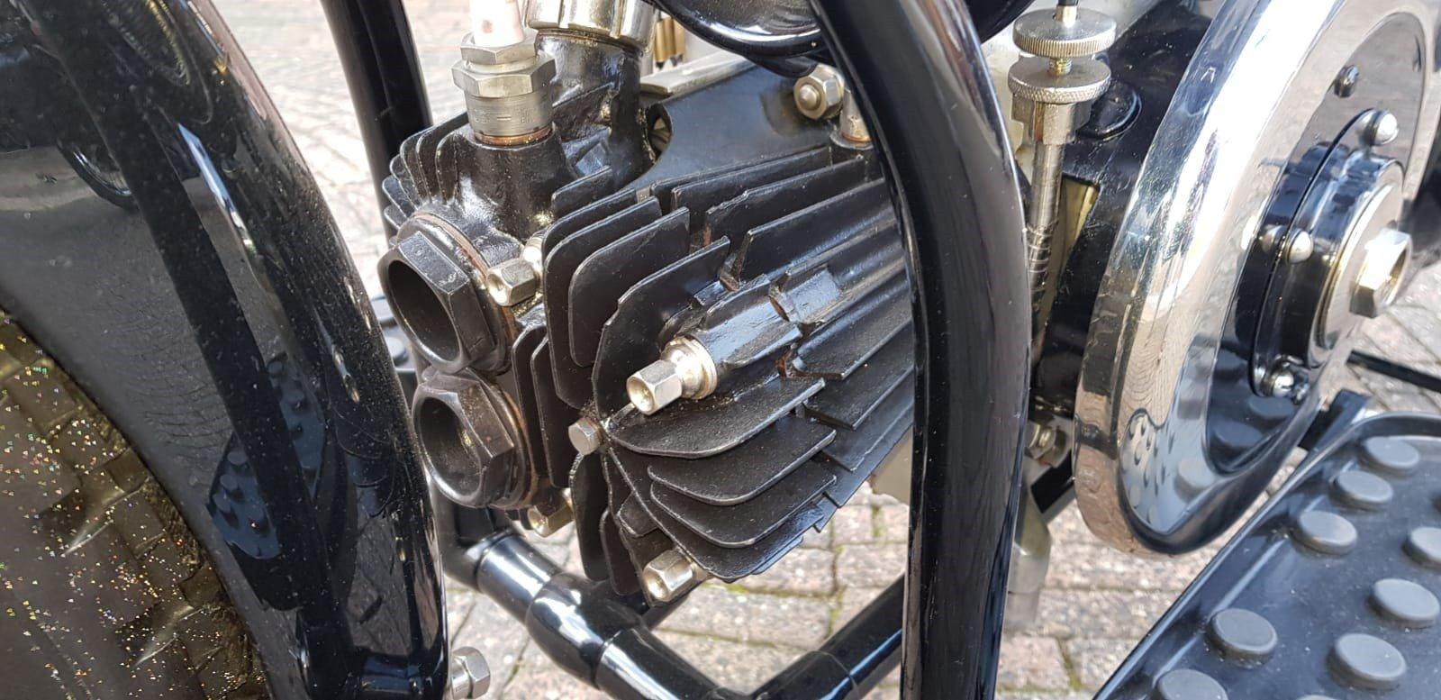 Douglas 1929 600cc SOLD (picture 5 of 6)