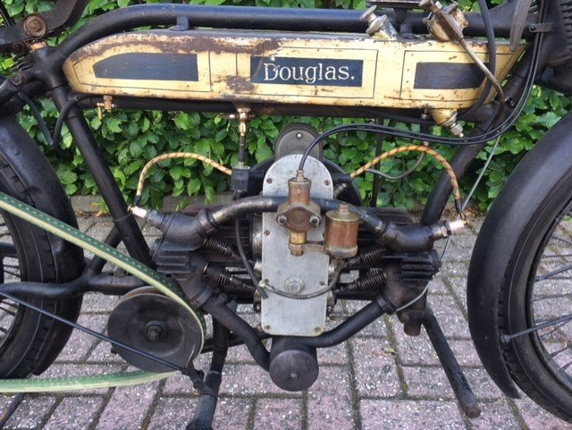 DOUGLAS 2 3/4 HP 1917 For Sale (picture 2 of 6)