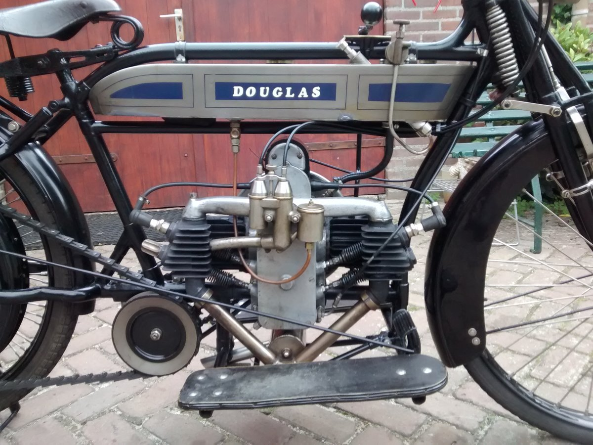 1912 Douglas. For Sale (picture 4 of 6)