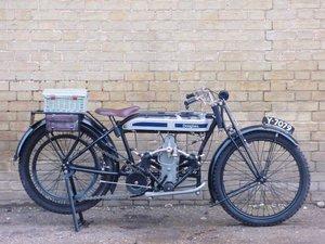 1924 Douglas 2¾ H P348cc SOLD